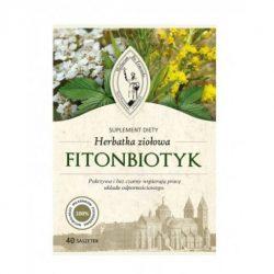 Herbatka ziołowa fitonbiotyk - układ odpornościowy