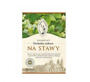 Herbatka ziołowa na stawy