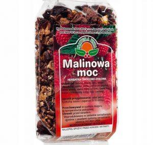 MALINOWA MOC- herbatka owocowo-ziołowa 100g