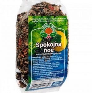 SPOKOJNA NOC - herbatka owocowo-ziołowa 100g