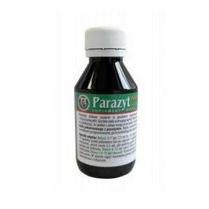Parazyt - krople bezalkoholowe przeciw pasożytom
