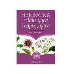 Herbatka ziołowa na relaks i odprężenie