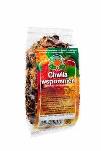 CHWILA WSPOMNIEŃ - herbatka owocowo-ziołowa 100g