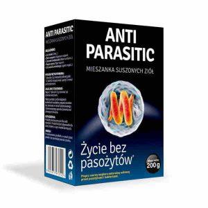 ANTI PARASITIC  200g - życie bez pasożytów