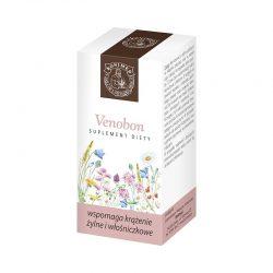 Venobon - wspomaga krążenie żylne i włośniczkowe