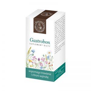 GASTROBON  - wspomaga trawienie i chroni wątrobę 30 kaps