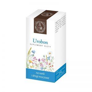 UROBON - na nerki i drogi moczowe 60 kaps