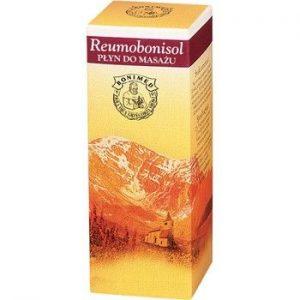 REUMOBONISOL -  płyn do masażu 100g