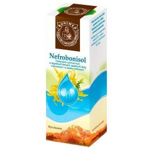 NEFROBONISOL - krople moczopędne, odtruwające 100g