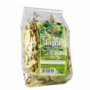 LIPA kwiat - susz ziołowy 25g