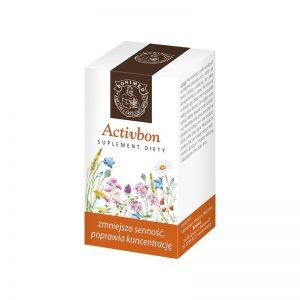 ACTIVBON 20 kaps - zmniejsza senność, poprawia koncentrację