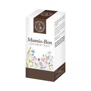 MUMIO-BON 60 kaps -zdrowie i regeneracja tkanki kostnej