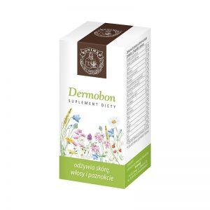 DERMOBON - odżywia skórę, włosy, paznokcie 60 kaps