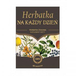 Herbatka ziołowa NA KAŻDY DZIEŃ