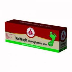 BONIFUNGIN  - ziołowy krem do pielęgnacji stóp 50g