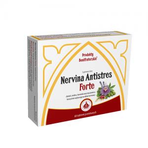 NERVINA ANTISTRES FORTE 60 tabletek