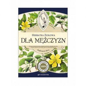 Herbatka ziołowa DLA MĘŻCZYZN