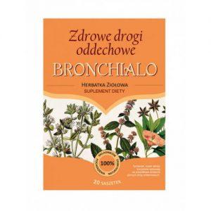 Herbatka BRONCHIALO - Na zdrowie układu oddechowego