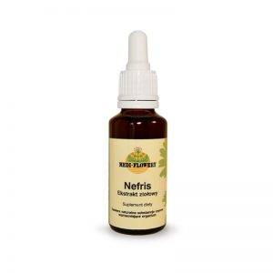 NEFRIS ekstrakt ziołowy - drogi moczowe, przewód pokarmowy