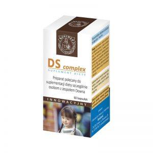 DS complex - preparat polecany osobom z zespołem Downa