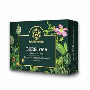BORELYMA - profilaktyka dolegliwości odkleszczowych 30 kaps