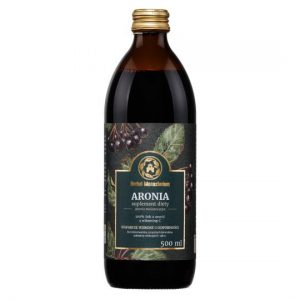 SOK Z ARONII  500ml Herbal Monasterium