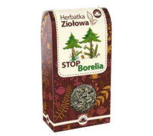 Herbatka ziołowa STOP BORELIA 100g