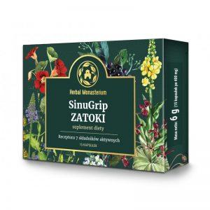 SinuGrip ZATOKI - 15 kaps