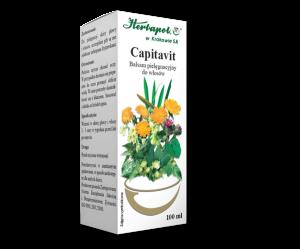 CAPITAVIT 100ML - balsam pielęgnacyjny do włosów