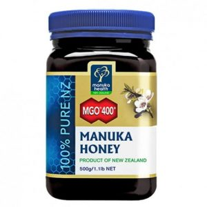 Miód Manuka MGO 400+ 500g (nawet do 770,5 mg/kg MGO)