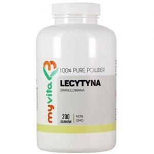 LECYTYNA NON GMO - 200g granulowana