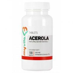 ACEROLA 250MG - 100 tabletek