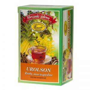 UROLSON - zioła moczopędne fix