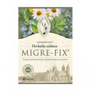 Herbatka ziołowa MIGRE-FIX