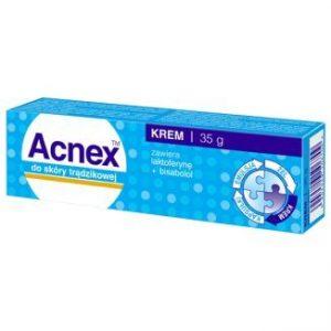 Acnex - krem do skóry trądzikowej 35g