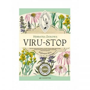 Herbatka ziołowa VIRU-STOP 40x3g