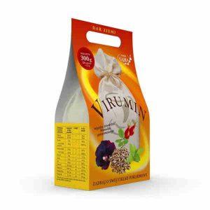 VIRUMIN - zadbaj o swój układ pokarmowy 120 saszetek