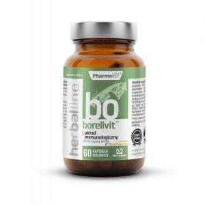BORELLVIT - układ immunologiczny 60 kaps