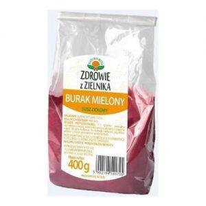 BURAK CZERWONY MIELONY 400G (folia)