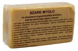 Szare mydło naturalne w kostce 200g