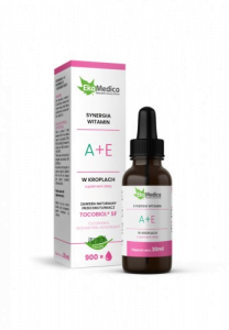 WITAMINA A+E 30ML Ekamedica