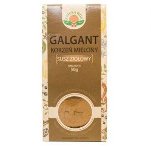 GALGANT KORZEŃ MIELONY 50G
