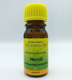 KOMPOZYCJA ZAPACHOWA NEROLI (KWIAT GORZKIEJ POMARAŃCZY) - Avicenna Oil