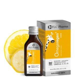 Omegaregen® KIDS, 100 ml - kwasy Omega 3,6,9