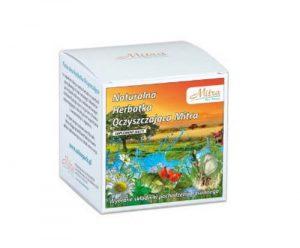 Mitra Naturalna Herbata Oczyszczająca