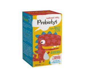 Probiotyś 10 ml - 200 kropli - probiotyk dla dzieci