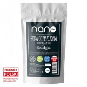 Soda oczyszczona Mira Nanovital 250 g