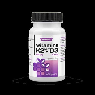 witamina k2+ d3