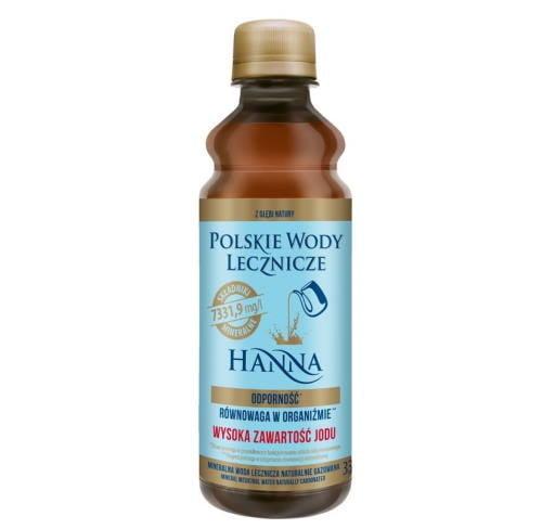 Woda lecznicza Hanna - odporność 330ml