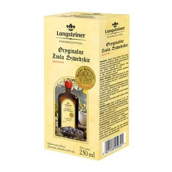 Zioła Szwedzkie Langsteiner 250ml
